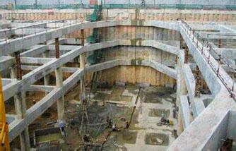巴彦淖尔基坑支护工程