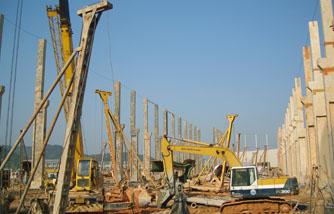 旋挖桩施工